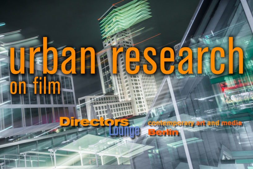 Urban Research 2016 Flyer